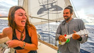 Sailing to a remote South Atlantic Island! St. Helena!! Sailing Vessel Delos Ep.152 width=