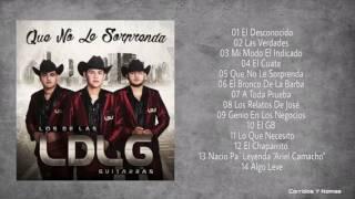 El Desconocido - Los De Las Guitarras (Estudio 2017)