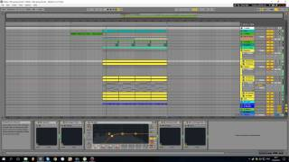 DVBBS & CMC$ ft. Gia Koka - Not Going Home (Mesto Remix) [Ableton Live Remake] + ALS