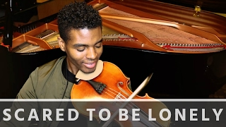 Martin Garrix & Dua Lipa | Scared to Be Lonely | Jeremy Green | Viola Cover