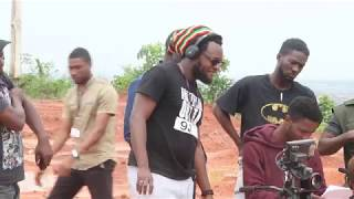 Holy Holy by 2Baba Video (B.T.S)