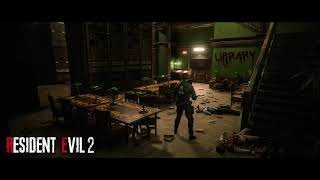 The Library theme - The Book of Truth - Resident Evil 2 Remake
