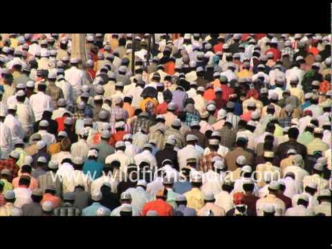 Eid Prayers in Jama Masjid