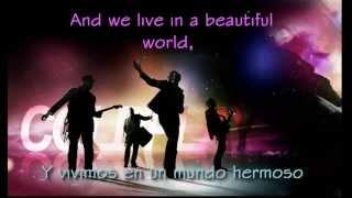 Coldplay  Don't Panic Subtítulos en español e inglés