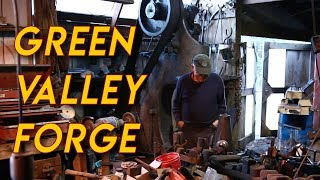 Shop Tour: Cy Swan's Green Valley Forge width=