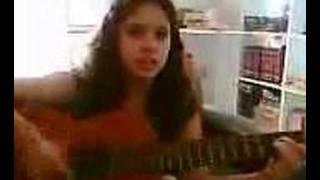 Mila no violão