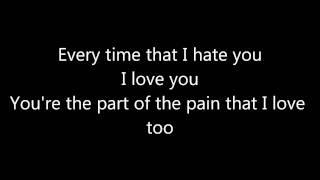 Adelitas Way Hate Love Lyrics