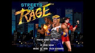 [NEW] Streets of Rage 2 - Go Straight Remix *SKi Mask the Slump God ✘ A$AP Ferg Type Beat* ¦ Mean SK
