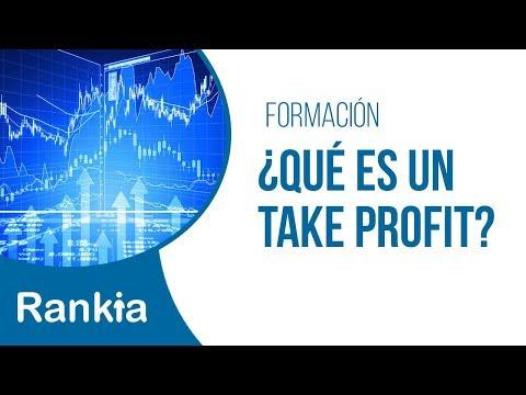 Conoce qué es un take profit de la mano de Melchor Armenta, Fundador de Fxmel: Un take profit es el punto en el cual el trader o inversor toma el beneficio; coje los resultados en positivo y los cierra.