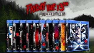Friday the 13th Complete Blu-ray Collection - Individual Covers FREE DOWNLOAD IN DESCRIPTION