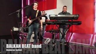 BALKAN BEAT band - Kamerav (live)