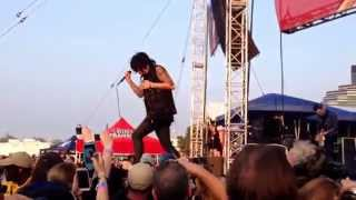 APMAS Live in Cleveland Ohio. Sleeping With Sirens- If You Can't Hang. 6/21/14