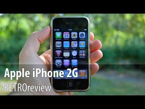iPhone 2G (Prima generatie iPhone din 2007)