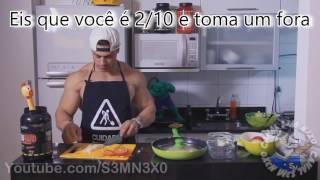MONSTRO NÃO CHORA ! #1 (Refeito)