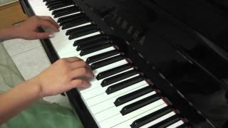 一分鐘學會彈鋼琴(3)C和弦【兩隻老虎】自彈自唱~示範者:RuRu