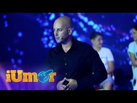 "Spectacol inedit de hipnoză pe scena ""iUmor"", marca Andrei Voicu"