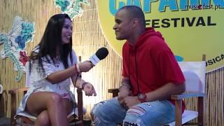 Entrevista com Djodje n'O Sol da Caparica 2017