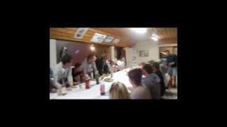 Soirée de ouf Buc Rugby 06 09 2014