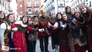 """Presentación """"los amantes de teruel 2011"""""""