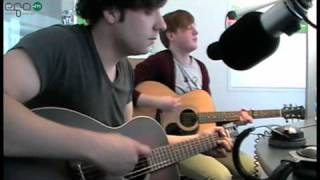 Two Door Cinema Club - Something Good Can Work - live & unplugged bei egoFM