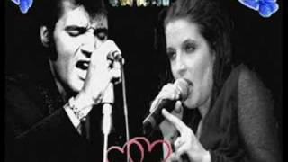 elvis and lisa marie The most beautiful duet of the world