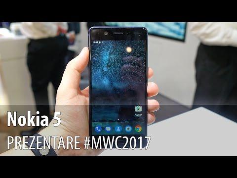 Nokia 5 - Prezentare hands-on