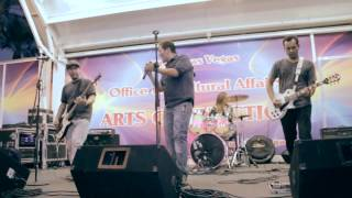 Menores Rock Performing Live Song Santeria by Sublime