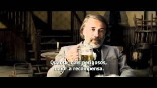 Django Livre   Trailer Legendado   18 de janeiro nos cinemas