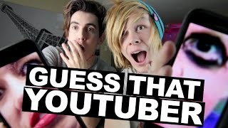GUESS THAT YOUTUBER feat. ROBBYEPICSAUCE   Bobby Mares