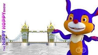 London Bridge Is Falling Down I 3D Nursery Rhymes for Kids and Children I Baby Songs