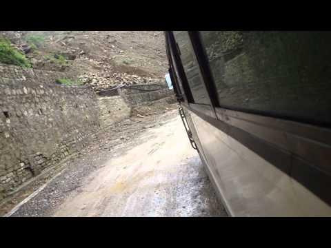 Bus Tansen to Lumbini via Bhairahawa, Nepal – part 4