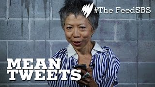 Lee Lin Chin: Mean Tweets I The Feed