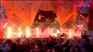 W&W playing Armin Van Buuren Ping Pong VS . W&W & Hardwell - ID (Live From koninsdag 2015)