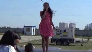 We Found Love - Rihanna - cover by Dasha Zyrianova LIVE