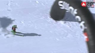 Aurélien Ducroz - 2nd Men Ski Swatch FWT Xtreme Verbier 2012
