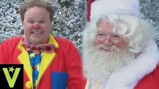 Mr Tumble Christmas Meets Angry Santa [YTP]
