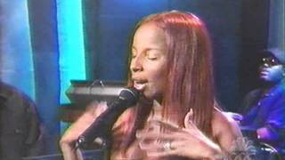 Mary J. Blige - All That I Can Say (Live On Leno)