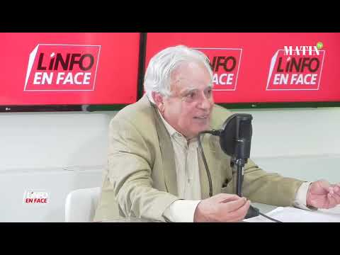 Video : L'Info en Face-Grand Format avec Mohamed Berrada