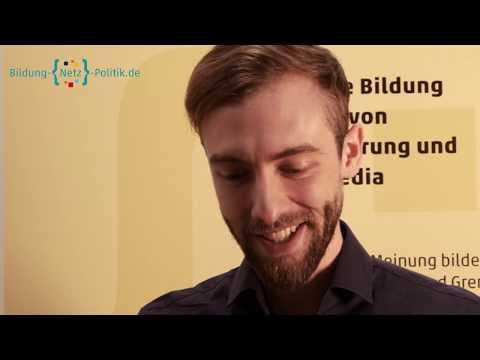 Vera Linß im Gespräch mit Klaus Russel Wells über Digitalisierung und Nachhaltigkeit (FH Münster)