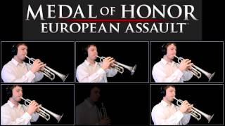 """Dogs of War - Main Title (from """"Medal of Honor: European Assault"""") Trumpet Multitrack Cover"""