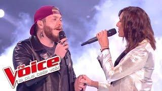 Nicola Cavallaro et Zazie - « Time After Time » - (Cyndi Lauper) | The Voice France 2017 | Live