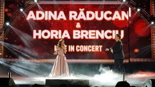 Horia Brenciu și  Adina Răducan- Galbenă gutuie live la Sala Palatului