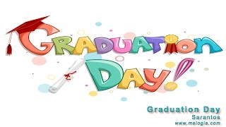 Sarantos Graduation Day Official Music Video - New Rock Funk Song