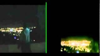 Jerusalem UFO - Dual Cams