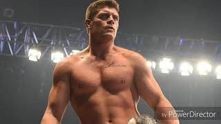 "'Kingdom""Cody Rhodes New Japan Pro Wrestling Theme Song"