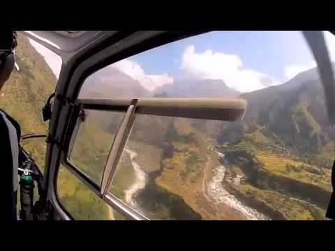 Extreme Holiday to Nepal with Lost Earth Adventures