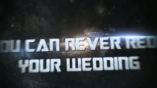 wedding intro dramatic mobile DJ company video intro