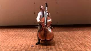 Double Bass Excerpts - Beethoven Symphony No. 5, Scherzo & Trio