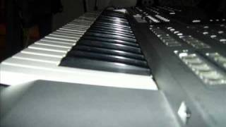 Lily Was Here Performed By Bent Jensen sax and guitar on Yamaha Tyros 3.wmv
