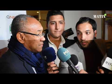 Coupe du monde 2026 : Ahmad Ahmad veut un mondial qui respecte l'humanisme